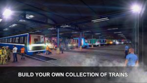 تصویر محیط Subway Simulator 3D v2.18.2