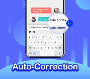 تصویر محیط Kika Keyboard 2019 – Emoji Keyboard, Emoticon, GIF v6.6.9.4365