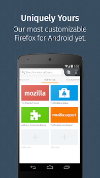 Firefox for Android Beta v65.0