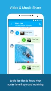 تصویر محیط Maaii: Free Calls & Messages v2.9.0(20190221.197.0)