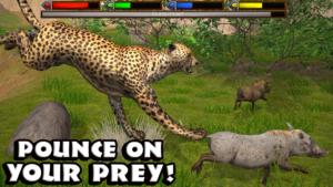 تصویر محیط Ultimate Savanna Simulator v1.1.1.6