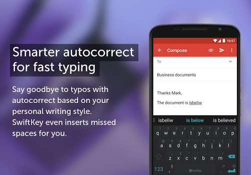 SwiftKey Keyboard v6.7.3.28