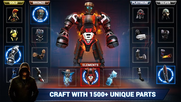 Real Steel Boxing Champions v1.0.476 + data