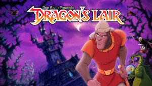 تصویر محیط Dragon's Lair v2.0 + data