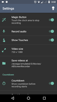 AB Screen Recorder v2.8