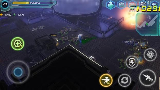 Alien Zone Raid v2.0.8