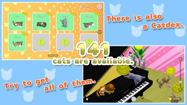 Cat Collect nekoatsume v1.1.0