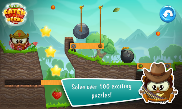 Catch My Berry: Physics Puzzle v1.3