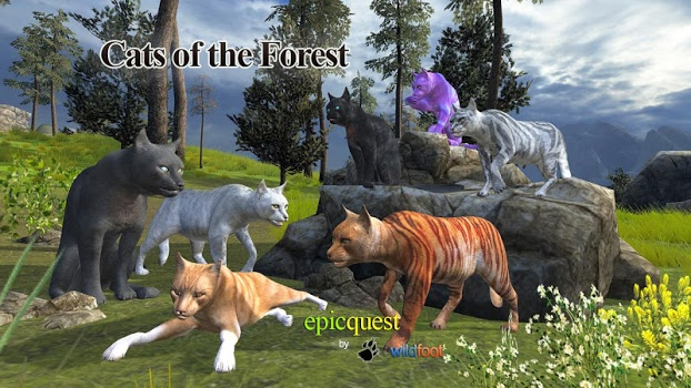 Cats of the Forest v1.0