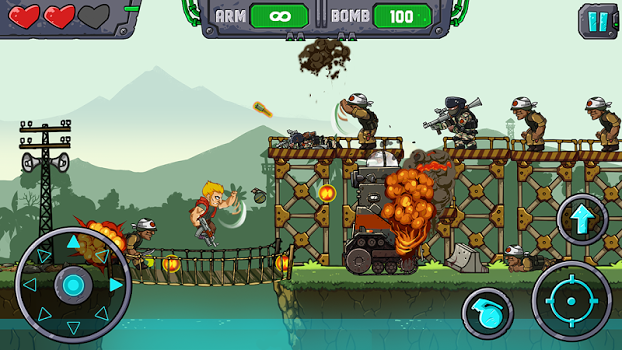 Metal Shooter: Super Soldiers v1.90