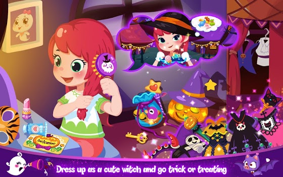Emily's Halloween Adventure v1.1