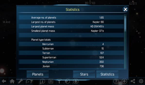 Exo planets Explorer 3D HD v2.6.7