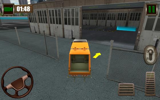 Garbage Truck Simulator 2015 v2.2