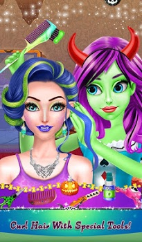 Halloween Makeup Time v1.0.0