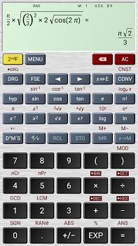 ماشین حساب مهندسی هایپر HiPER Calc Pro v6.0.5