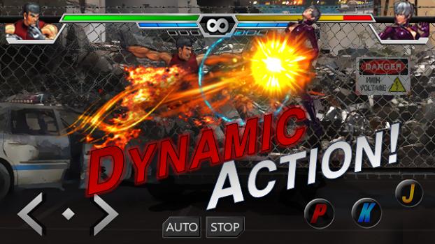 Infinite Fighter-fighting game v1.0.8