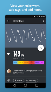 Instant Heart Rate Monitor Pro v5.36.3036
