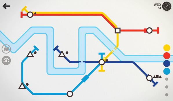 Mini Metro v1.6.3