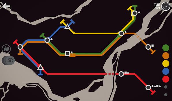Mini Metro v1.3.5