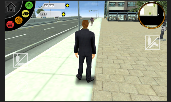 San Andreas: Real Gangsters 3D v1.8