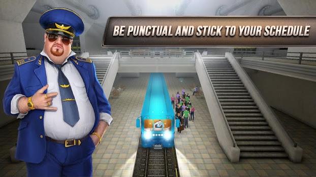 Subway Simulator 3D PRO v1.0
