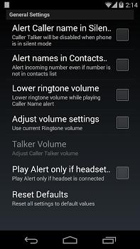 Talk Caller Name PRO v2.3.1
