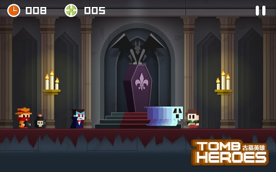 Tomb Heroes v1.1.0