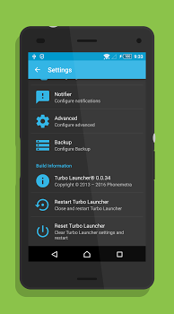 Turbo Launcher® Premium v0.0.43