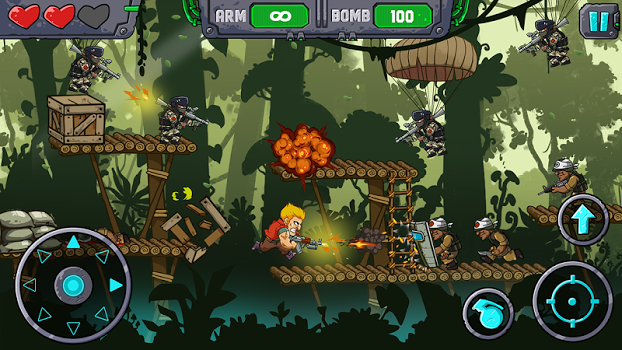 Metal Shooter: Super Soldiers v1.84