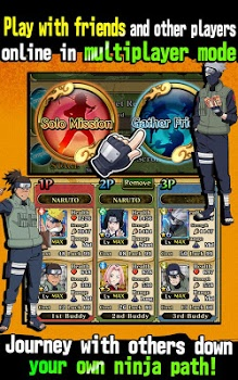 Ultimate Ninja Blazing v1.1.6