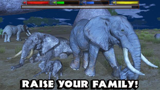 Ultimate Savanna Simulator v1