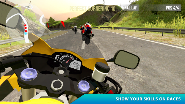 WOR – World Of Riders v1.49 + data