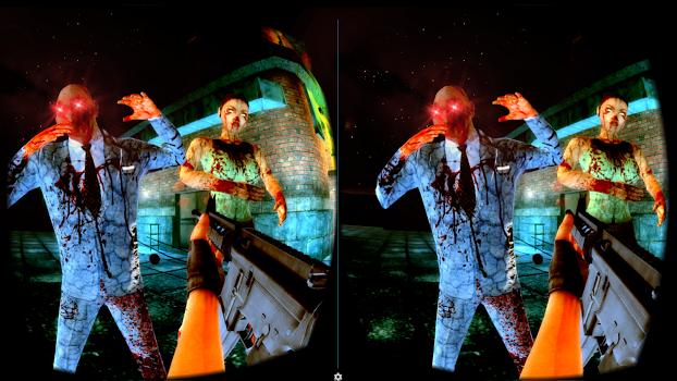 Zombie Shooter : Revenge in VR v1.3