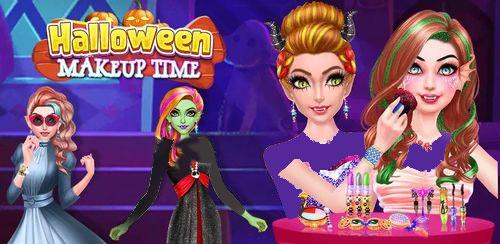 Halloween Makeup Time v1.0.0