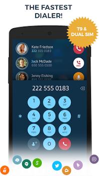 شماره گیر درآپ Contacts, Phone Dialer & Caller ID: drupe v3.035.0023X-Rel
