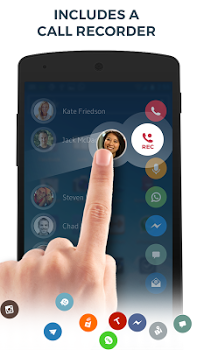 Contacts, Phone Dialer & Caller ID: drupe v3.037.0017X-Rel