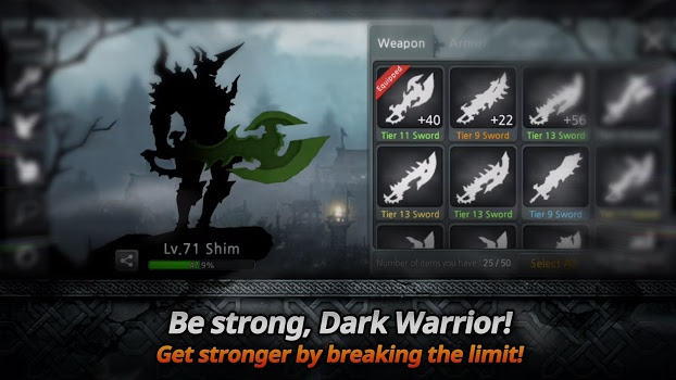 Dark Sword : Season 2 v2.1.0
