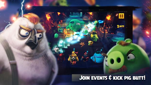 Angry Birds Evolution v1.4.0 + data