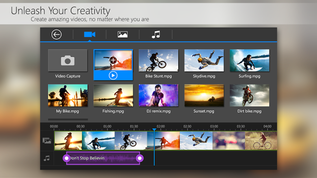 PowerDirector Video Editor App: 4K, Slow Mo & More v4.8.2