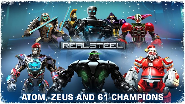 Real Steel HD v1.36.8 + data