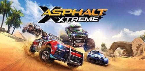 Asphalt Xtreme: Offroad Racing v1.1.4a + data