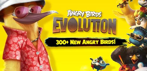 Angry Birds Evolution v1.8.0 + data