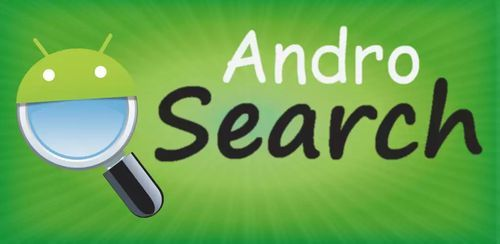 Andro Search (Files Contacts) v2.77