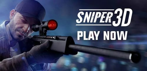 Sniper 3D Gun Shooter: Free Shooting Games – FPS v2.14.6