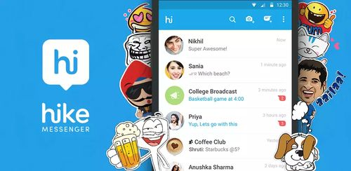 hike messenger v4.9.1