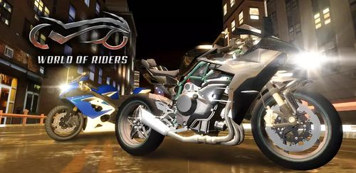 WOR – World Of Riders v1.61 + data