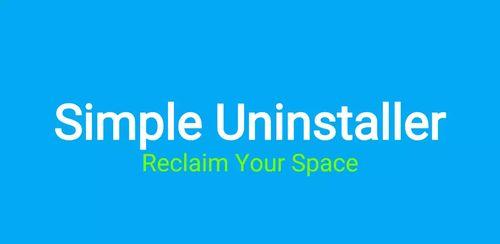 Simple Uninstaller v3.0