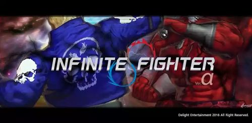 Infinite Fighter-fighting game v1.0.8