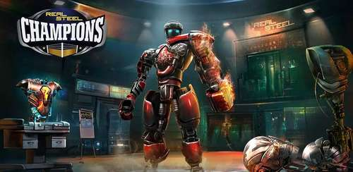 Real Steel Boxing Champions v2.1.120 + data