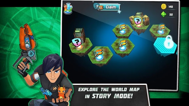 Slugterra: Slug it Out 2 v2.6.0 + data